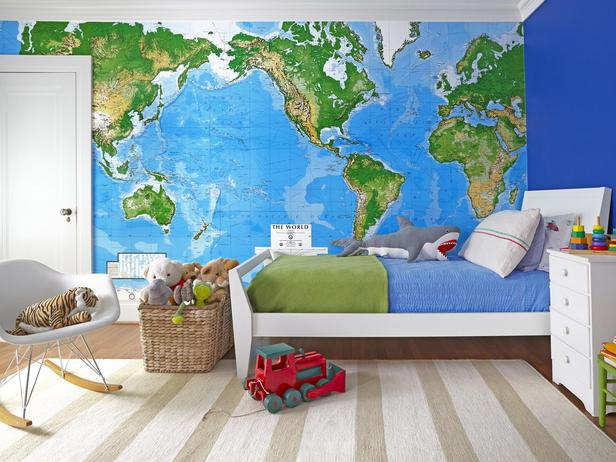 Inspired whims may 2013 yet another map wall done right this map was from sky mallyou know the catalog on the airplane gumiabroncs Choice Image