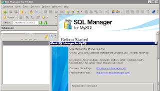 EMS SQL Management for MySQL