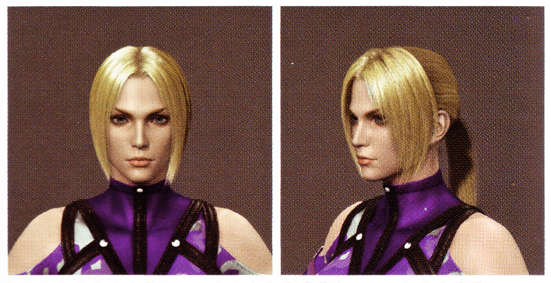 Nina CG Render SFxTK Tekken
