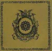 Cover Album Kerajaan Cinta