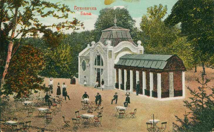 Лечение в Буковичка-Баня