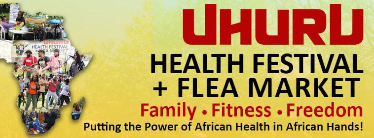 Uhuru Health Festival