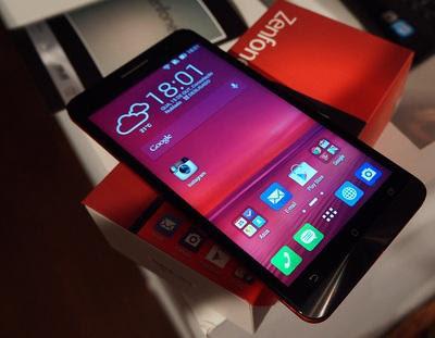 ZenFone 6 é o smartphone intermediário da Asus, o aparelho tem preço sugerido de R$ 999