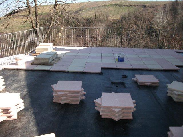 Segiar impermeabilizzazioni edili con guaine bituminose a - Pavimento flottante esterno ...