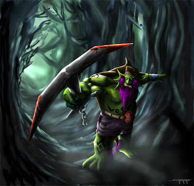 dota tidehunter