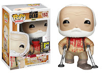 Funko Pop! Hershel Greene SDCC 2014