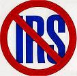 IRS OUT OF ISRAEL!