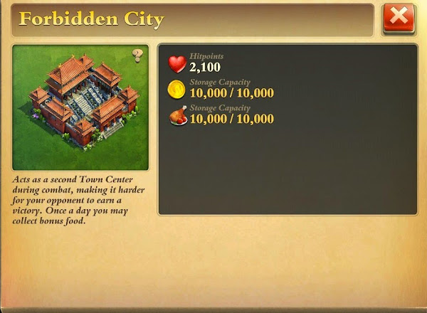 Forbiden City