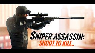 Sniper 3D Assassin 1.8 Sniper killer Apk +MOD