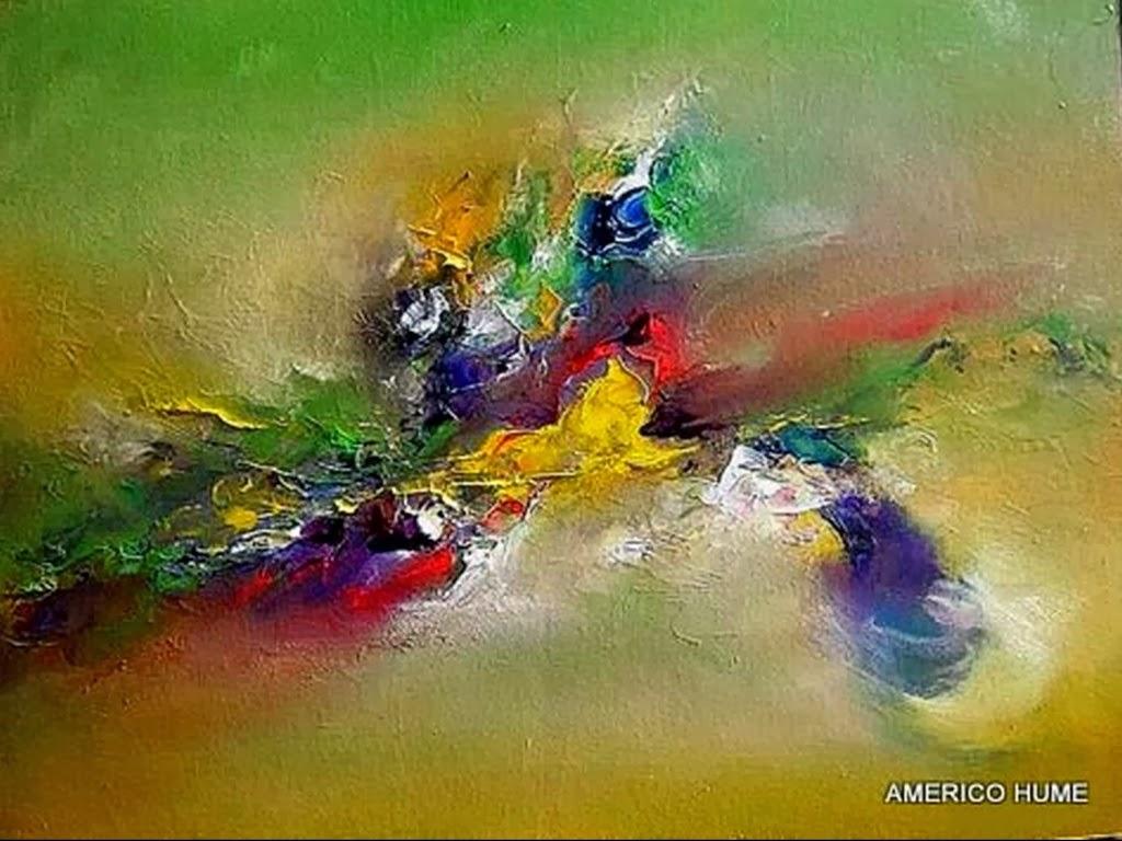 Pintura moderna y fotograf a art stica coloridos - Cuadros modernos con mucho color ...