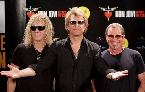 Konser Bon Jovi Di Gelora Bung Karno (GBK) Jakarta Siap Digelar 11 September 2015