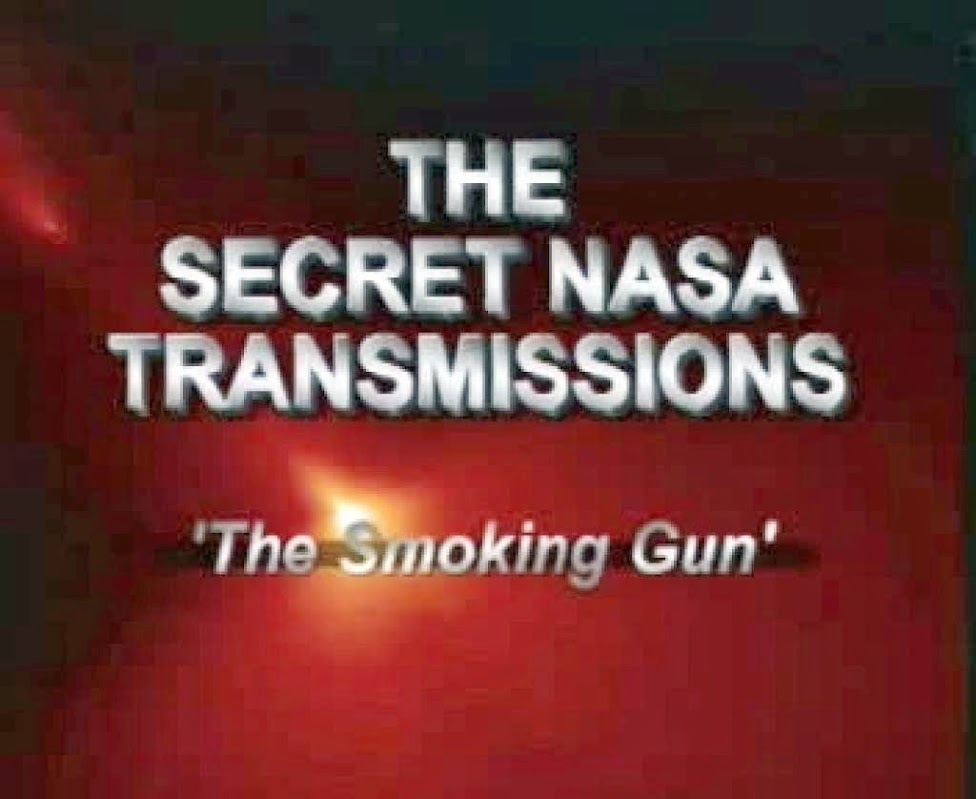This video presents details about ufo videos taken by nasa space