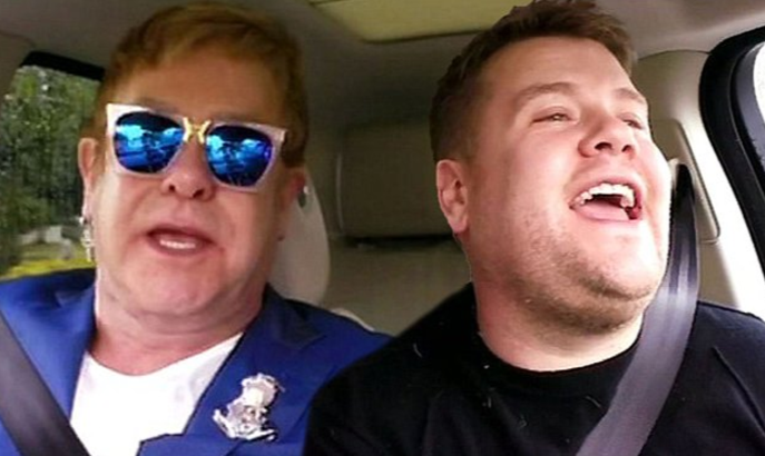 WATCH Carpool Karaoke