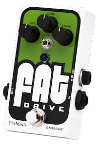 Gear in Review - Pigtronix Fat Drive