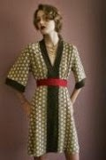 Kimono dress by Geren Ford