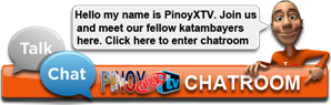 Chat with PSR and PinoyXTV Chatters.