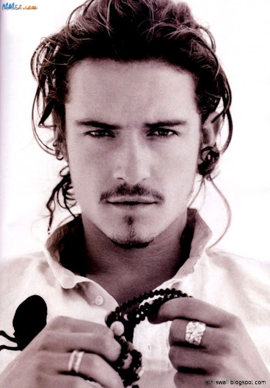Friday Night Hottie Orlando Bloom  Fandom Obsessed