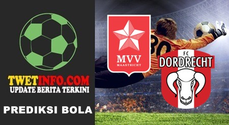 Prediksi MVV vs Dordrecht, Eerste 26-09-2015