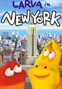 Ấu Trùng Tinh Nghịch 5 - LARVA in New York