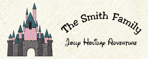 The Smith Family's Jolly Holiday Adventure