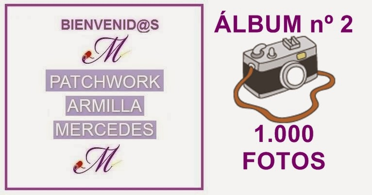 Ir al ÁLBUM nº 2. (Facebook) 1000 FOTOS