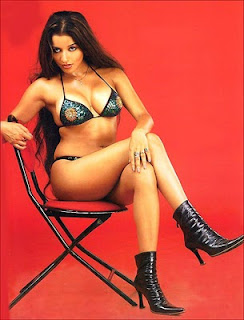 Showing Bikini Monalisa unseen gallery Hot