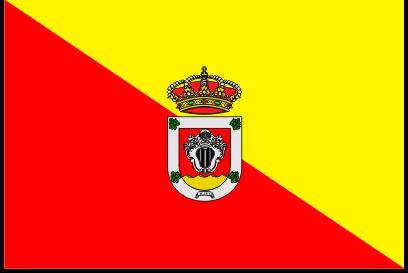 Llamaradas En La Noche Banderas De Municipios De