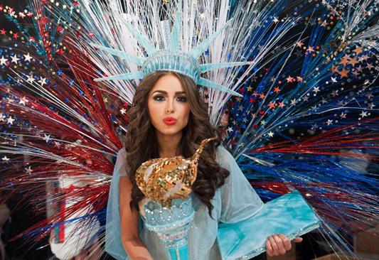 Olivia Culvo Miss Universe 2012