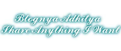 Blognya Adhitya