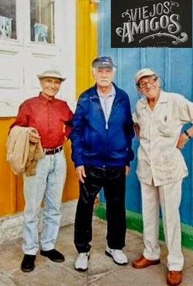"""Esta semana en OBSERVANDO CINE: La Película """"Viejos Amigos"""""""
