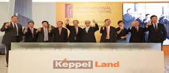 Keppel Land- the developer of Highline Residences
