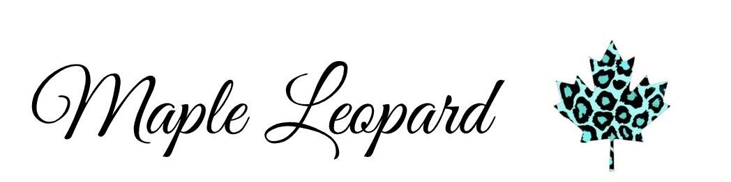 MAPLE LEOPARD