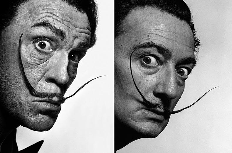 Fotógrafo recrea fotos icónicas con John Malkovich como el modelo principal