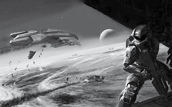 #28 Halo Wallpaper