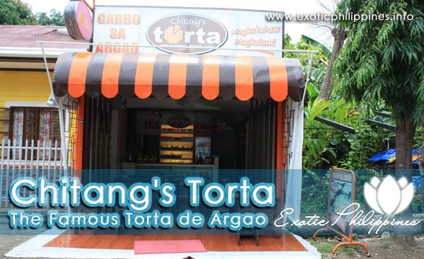 Chitang's Torta The Famous Torta de Argao