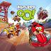 اللعبة الشهيره Angry Birds Go! v1.4.0 مهكره للاندرويد