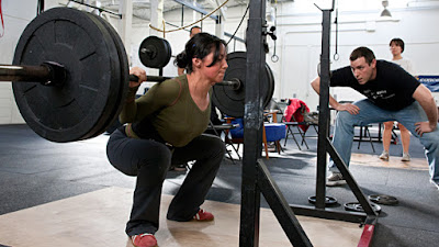 Squats for Female Athletes
