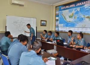 Satlinlamil Jakarta Pertajam Naluri Tempur Korps Pelaut