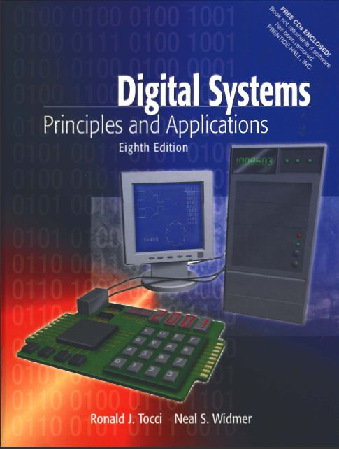 Title Of The Book Digitalsystems Principles And Applications