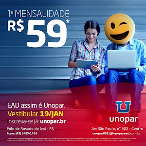 UNOPAR VIRTUAL__ROSÁRIO DO IVAÍ