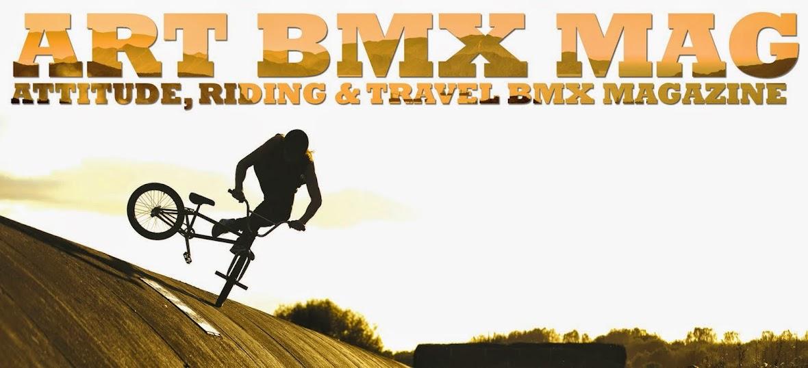 A.R.T. BMX MAGAZINE
