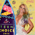 britney spears pazzesca ai teen choice awards 2015