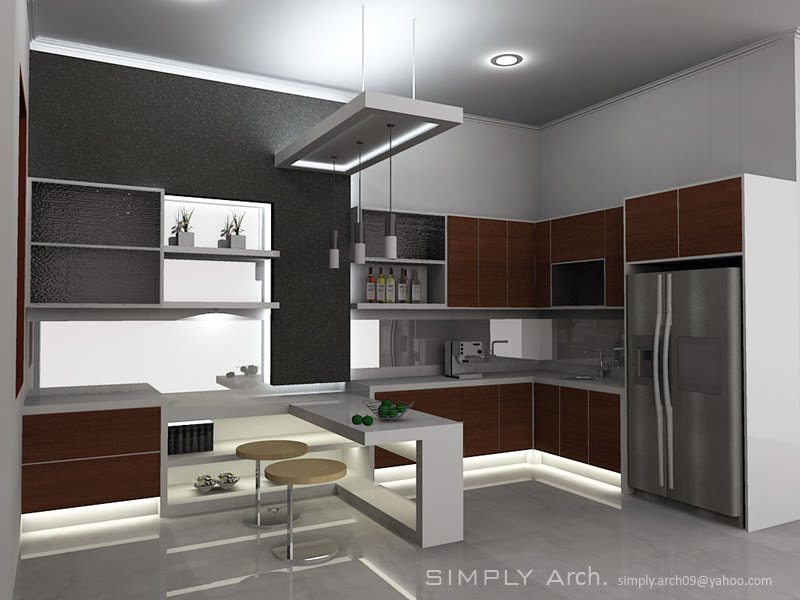 Simply Arch Interior Design Of Private House Location Jakarta