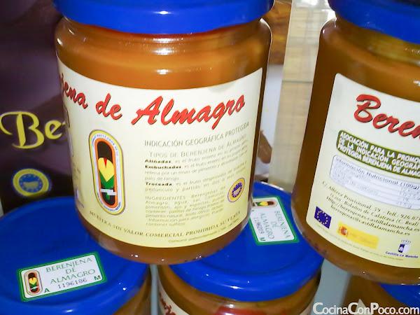 Berenjenas de Almagro - Denominacion de Origen