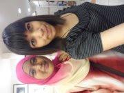 Aku and Bekas Bestie time tgh Lepakking kat jj Bukit High