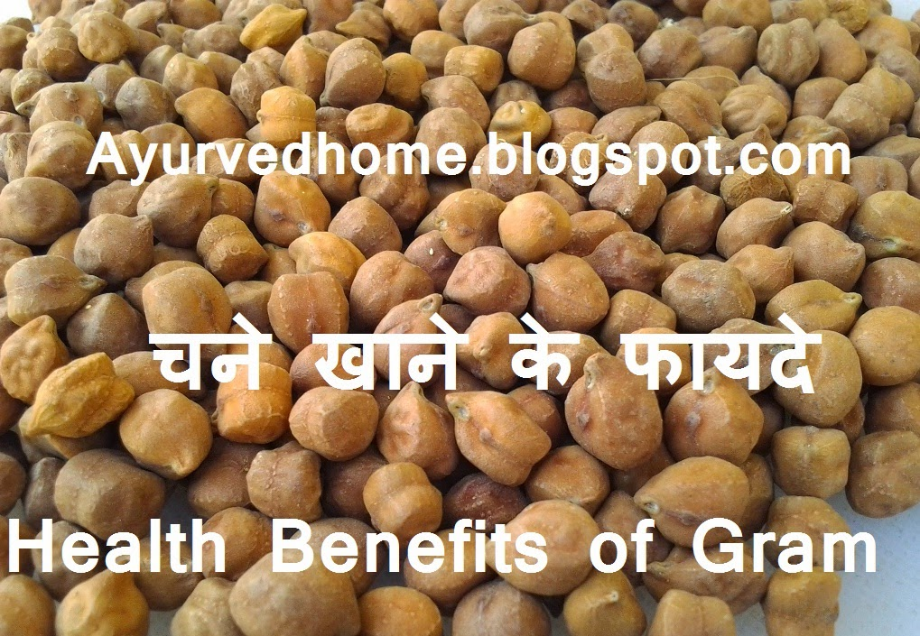 Use of Gram as per Ayurved , Gram a Natural Medicine for different diseases