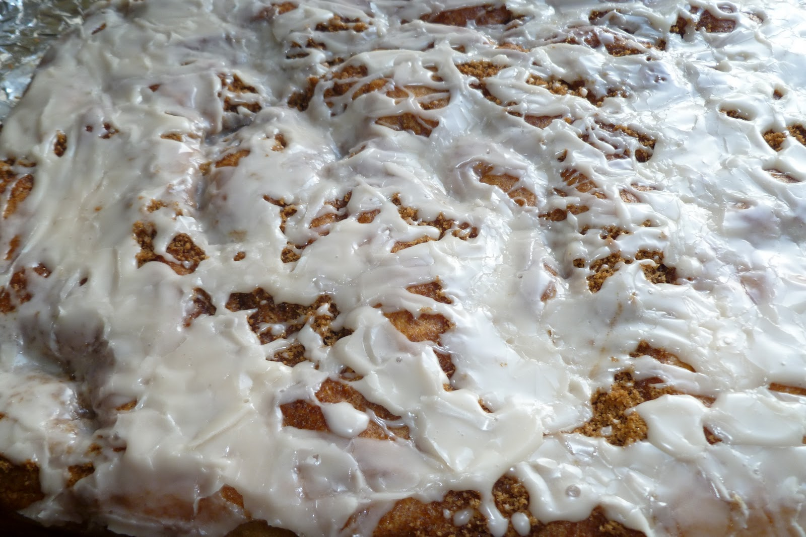 Honey bun cake recipe using cake mix
