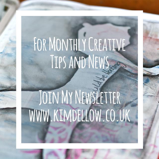Join Kim Dellow's Newsletter