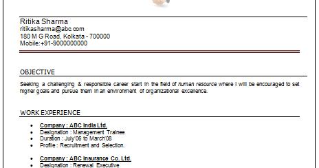 Hr Position Resume Objective   Sample Customer Service Resume Blue Sky Resumes Kellogg Mba Resume Samples Mba Resume Kellogg           Student Mba Fresher Resume  Sample Doc Mba