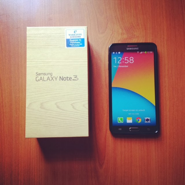 NEW TOY SAMSUNG GALAXY NOTE 3